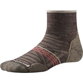 Smartwool PhD Outdoor Light Mini Chaussettes Femme, taupe